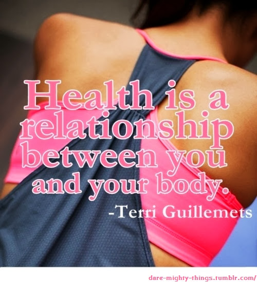 Daily Dose of Health: Relationship