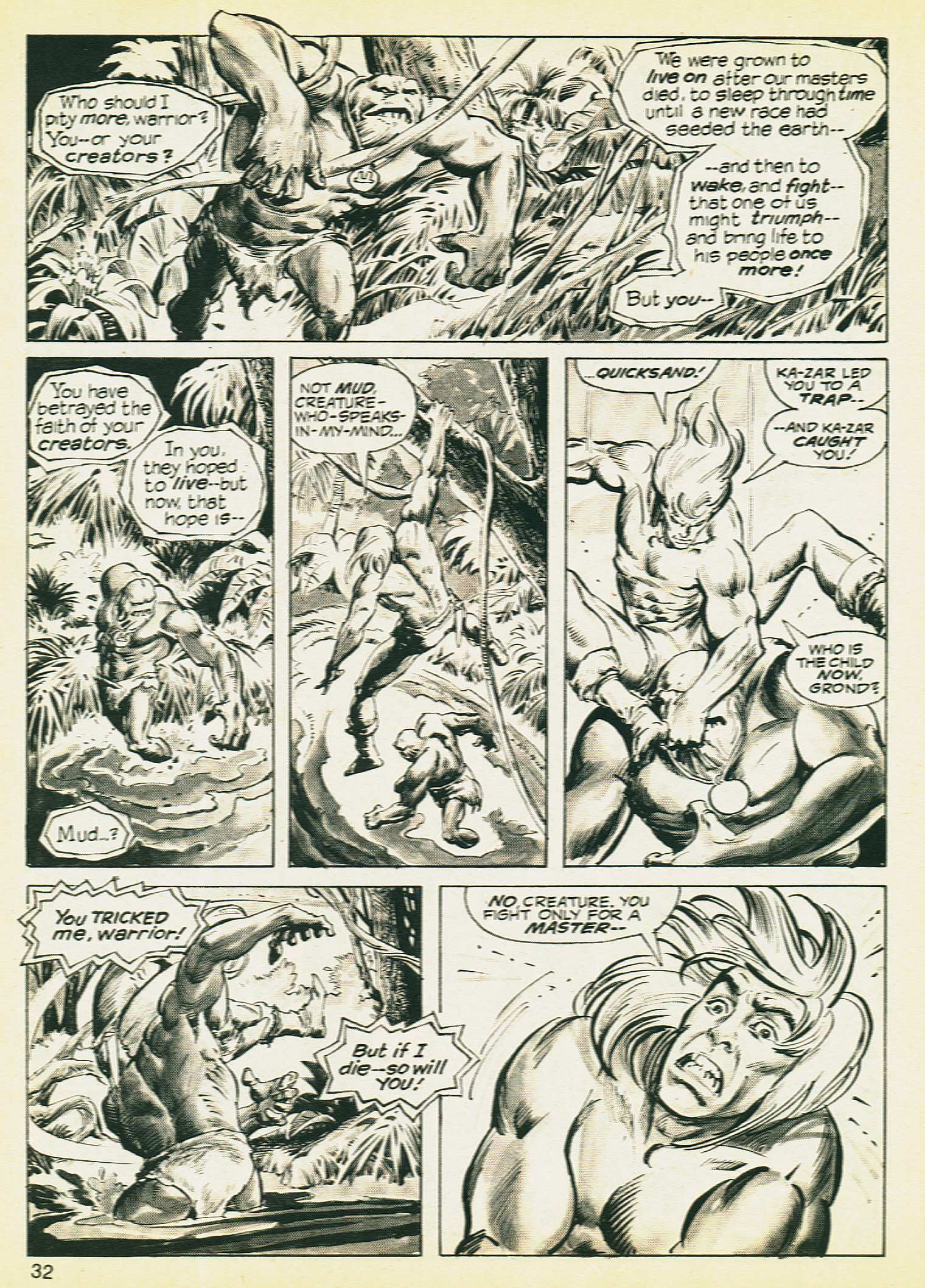 Savage Tales issue 8 - Page 28