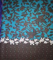 Kain Batik Prima 0553 Biru