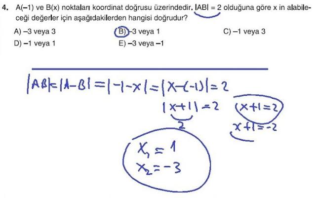 10. Sınıf Matematik Tuna Yayınları Ders Kitabı 146. Sayfa Çözümleri