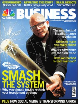 InstaForex Malaysia - Majalah CNBC Business (Mei, 2011)