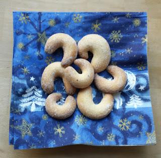 Weihnachtsplätzchen, Vanillekipferl