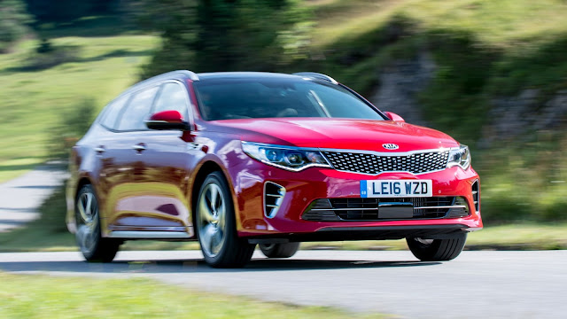 Kia Optima Sportswagon 1.7 CRDi GT-Line S (2016) review