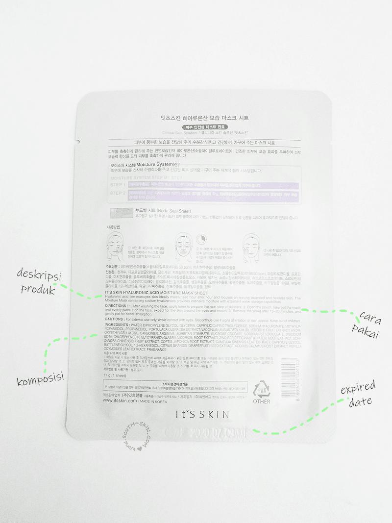 its-skin-hyaluronic-acid-moisture-mask-sheet-review