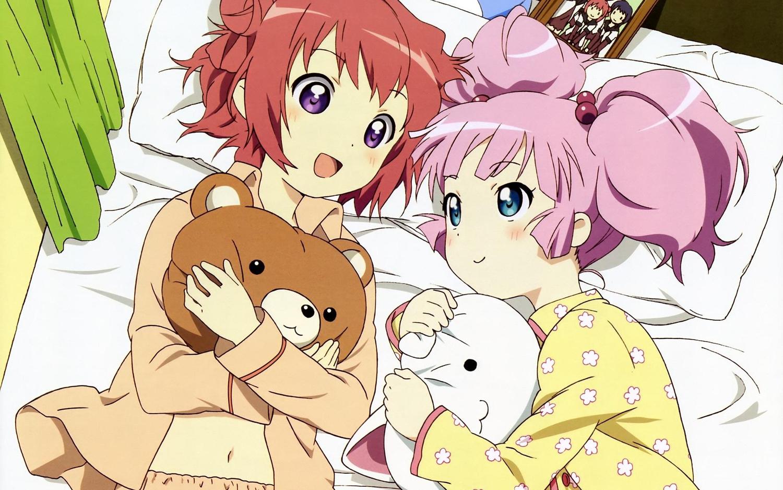 Wallpapers de Anime ecchi y varios