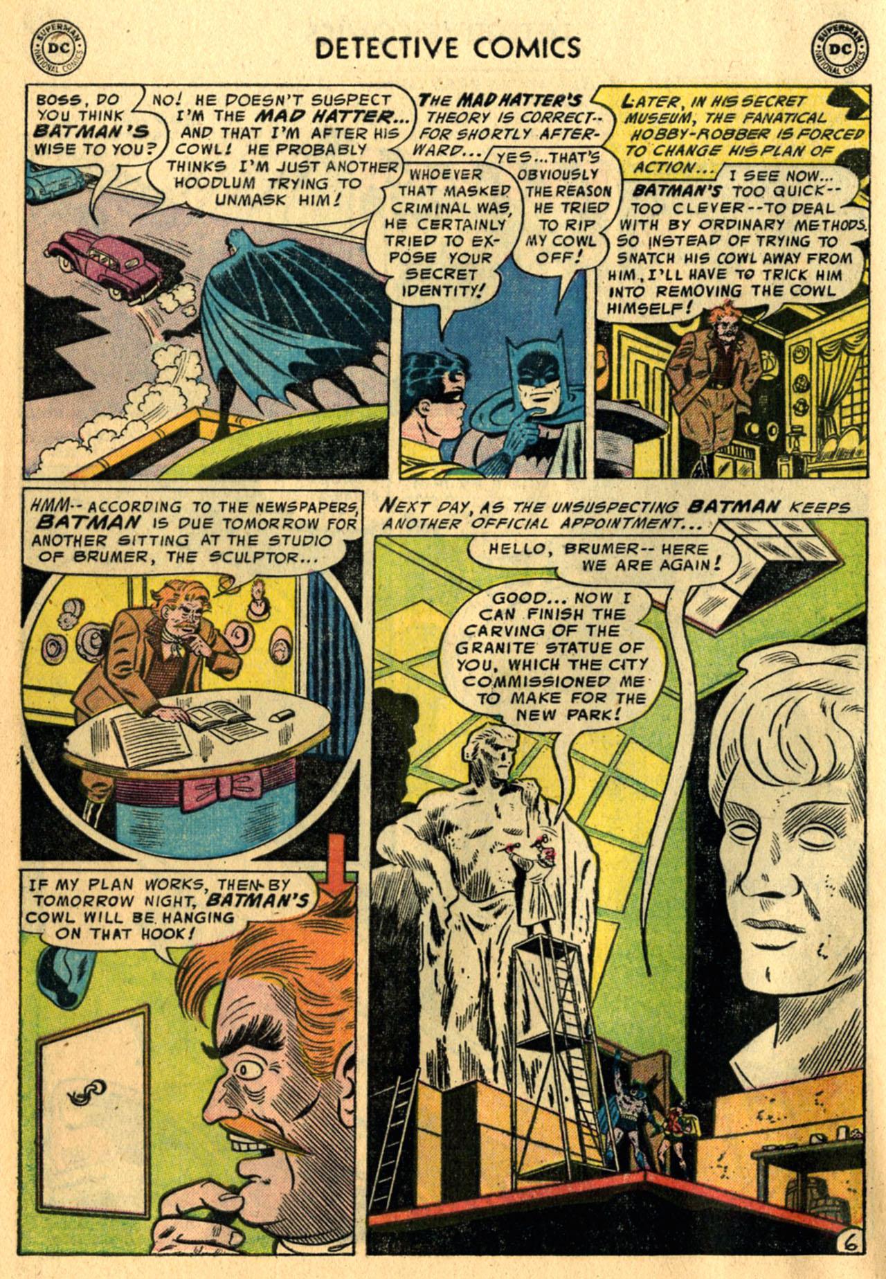 Detective Comics (1937) 230 Page 7