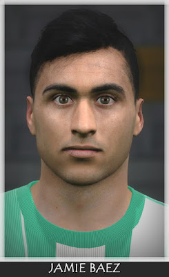 PES 2017 Jamie Baez (Spezia Calcio) Face by Bono Facemaker