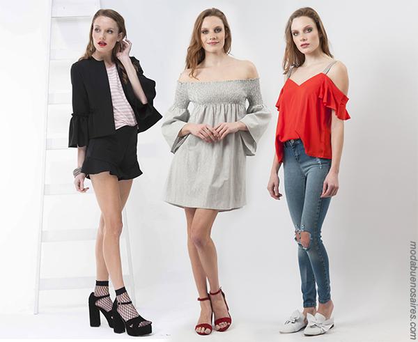 calidad estable tiendas populares precios de remate MODA PRIMAVERA VERANO 2020 ARGENTINA - Moda y Tendencias en ...