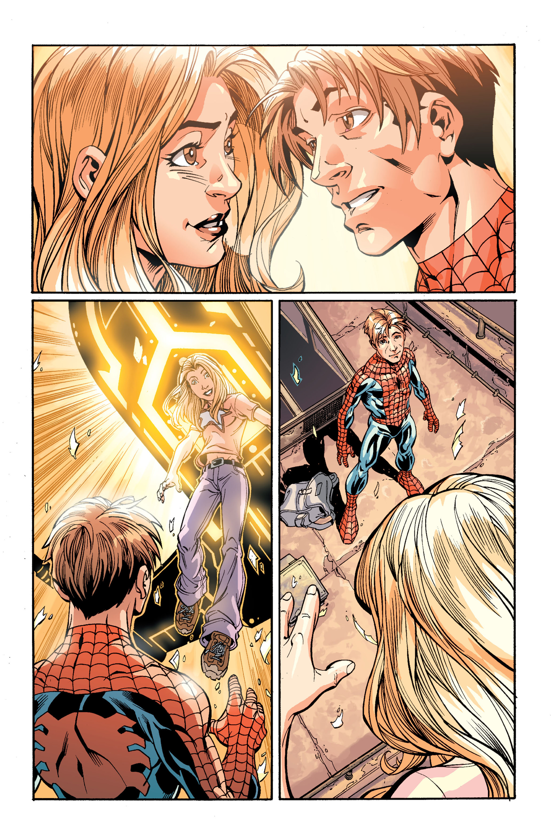 Read online Ultimate Spider-Man (2000) comic -  Issue # Annual 1 - 33