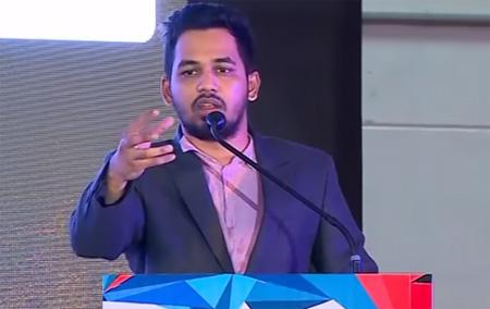 Best motivational speech in tamil – hip hop Tamizha Adhi