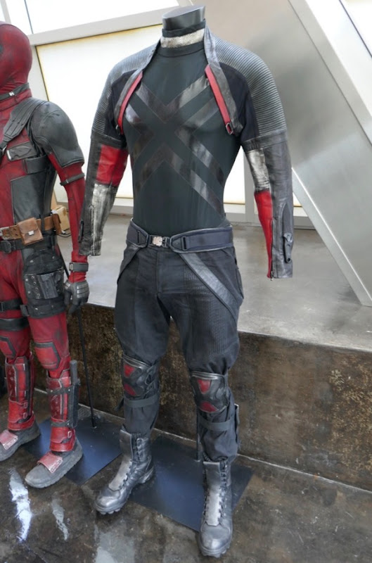 Terry Crews Deadpool 2 Bedlam film costume