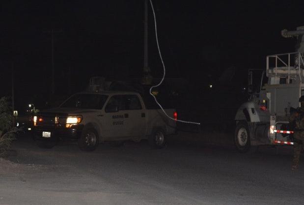 Resultado de imagen para balacera en tamaulipas en la noche