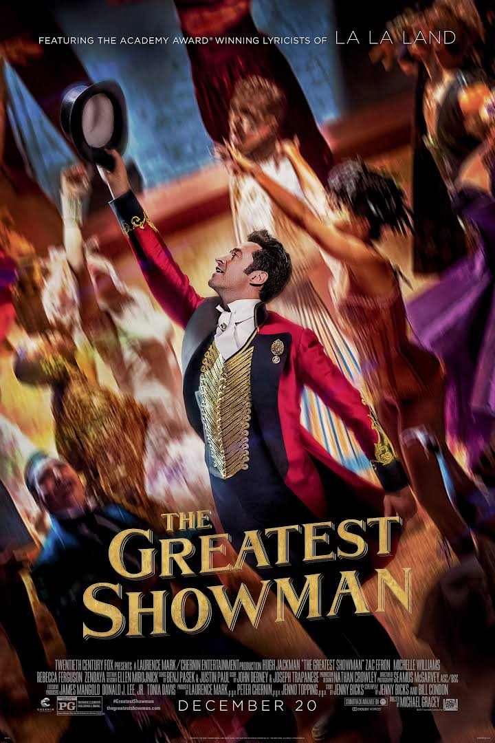 Movie Review The Greatest Showman 2017 Blue Think