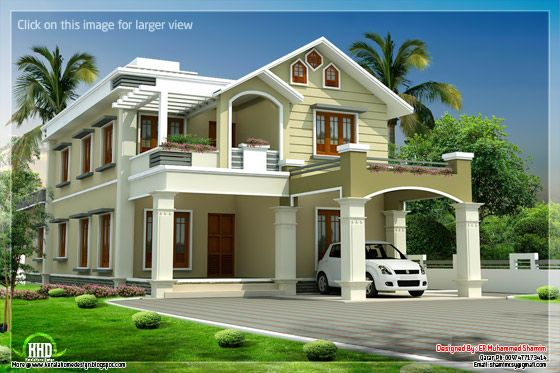 Beautiful 2 storey house