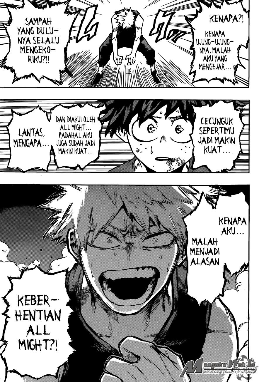 Boku no Hero Academia Chapter 118-12