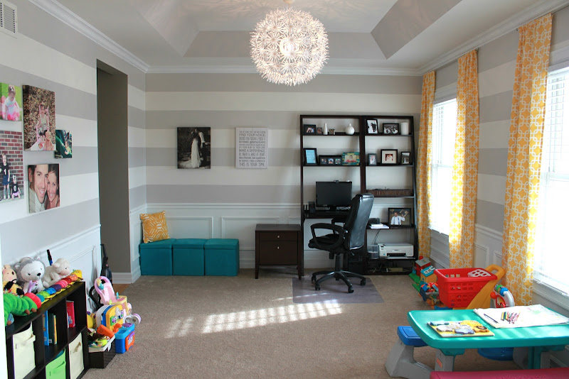 all things DIY: Playroom Makeover