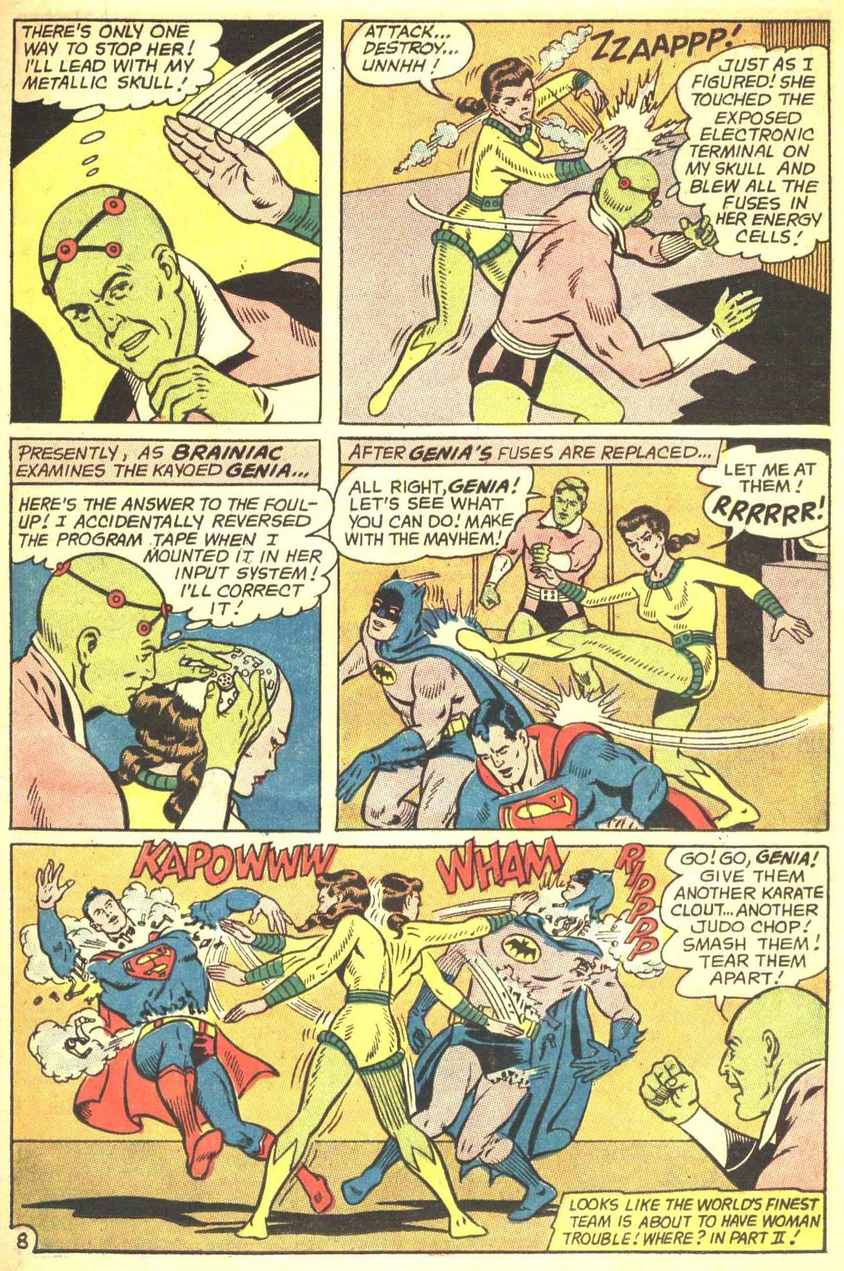 Read online World's Finest Comics comic -  Issue #164 - 11