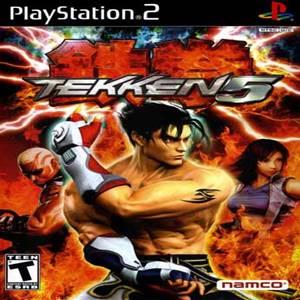 Tekken 5  (04) Ps1-Ps2 Download Grátis Site: Jogo Sem Vírus