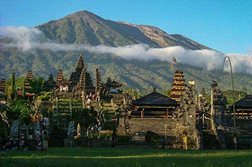 Besakih Mother Temple of Bali - One Day Besakih Tour Bali