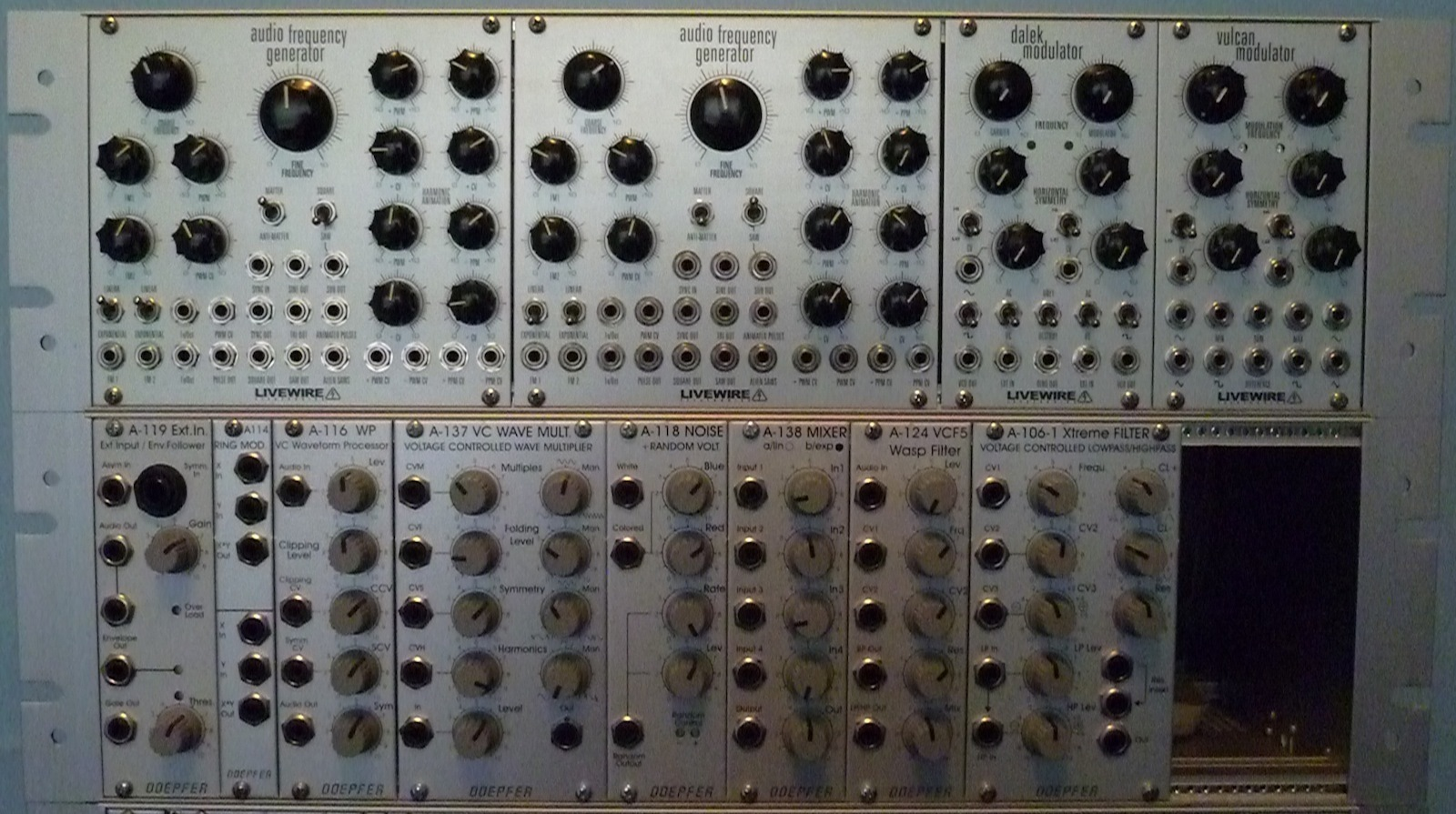 Matrixsynth Wednesday August 1 2012