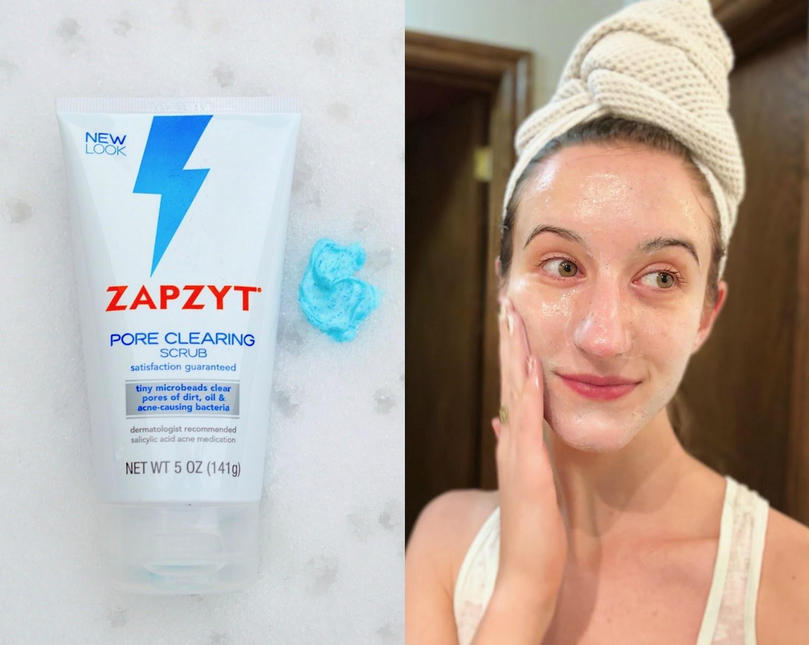 Zapzyt Pore Clearing Scrub