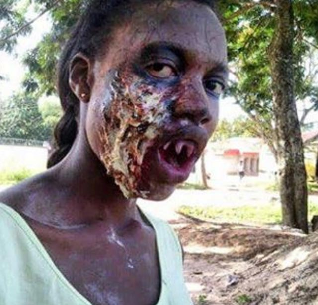 Naija movies improving: See zombie effect for Nollywood film