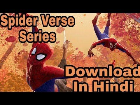 Download Spider Man Into The Spider Verse In 720p