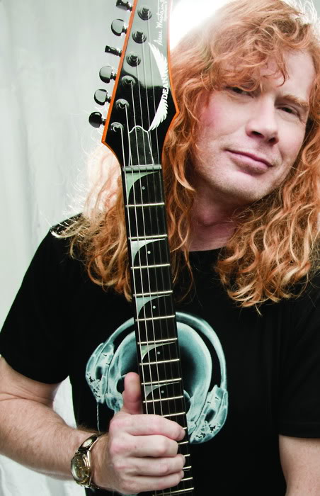Dave Mustaine HairStyle Men HairStyles  Men Hair Styles Collection