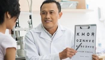 Gaya Hidup Mempengaruhi Terjadinya Mata Myopia