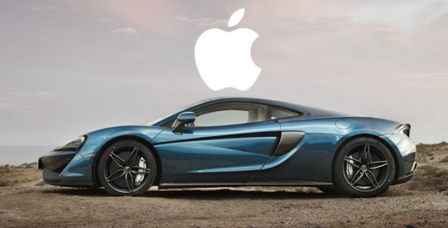 Apple Plans to buy McLaren