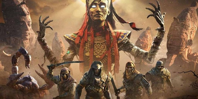 Assassin's Creed Origins – The Curse Of The Pharaohs PC Game Download