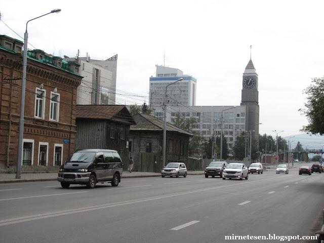 7 городов Сибири, которые стоит (?) посетить - Красноярск