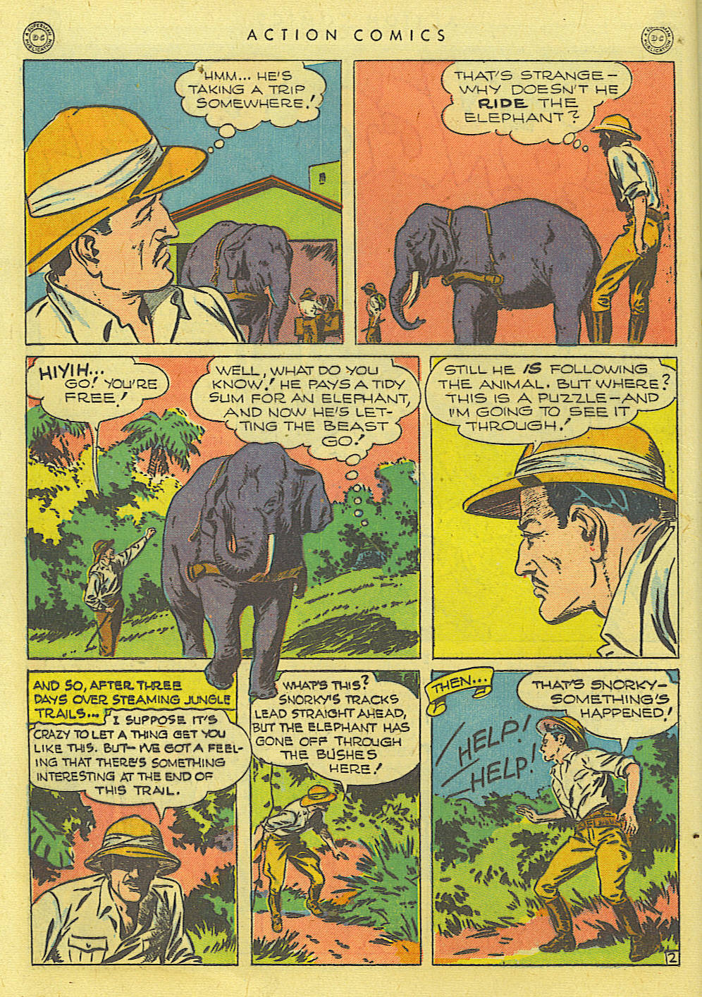 Read online Action Comics (1938) comic -  Issue #89 - 18