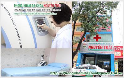 Phòng khám đa khoa Nguyễn Trãi chữa trị phụ khoa cực hiệu quả-https://phongkhamdakhoanguyentraiquan1