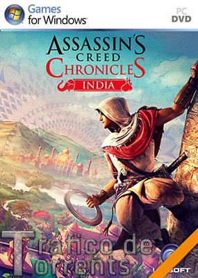 Baixar a Capa Assassin's Creed Chronicles India PC