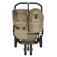Flexxo Twin Duo Kinderwagen