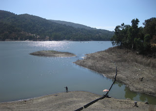 Lexington Reservoir, Los Gatos, California