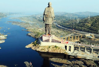 Statue of unity, India some interesting facts