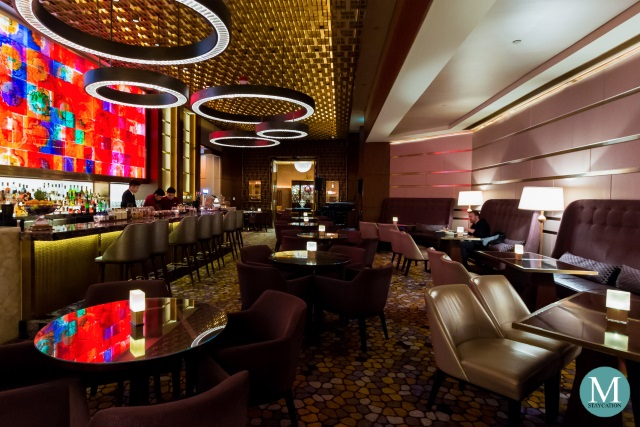 The St. Regis Bar at The St. Regis Macao, Cotai Central