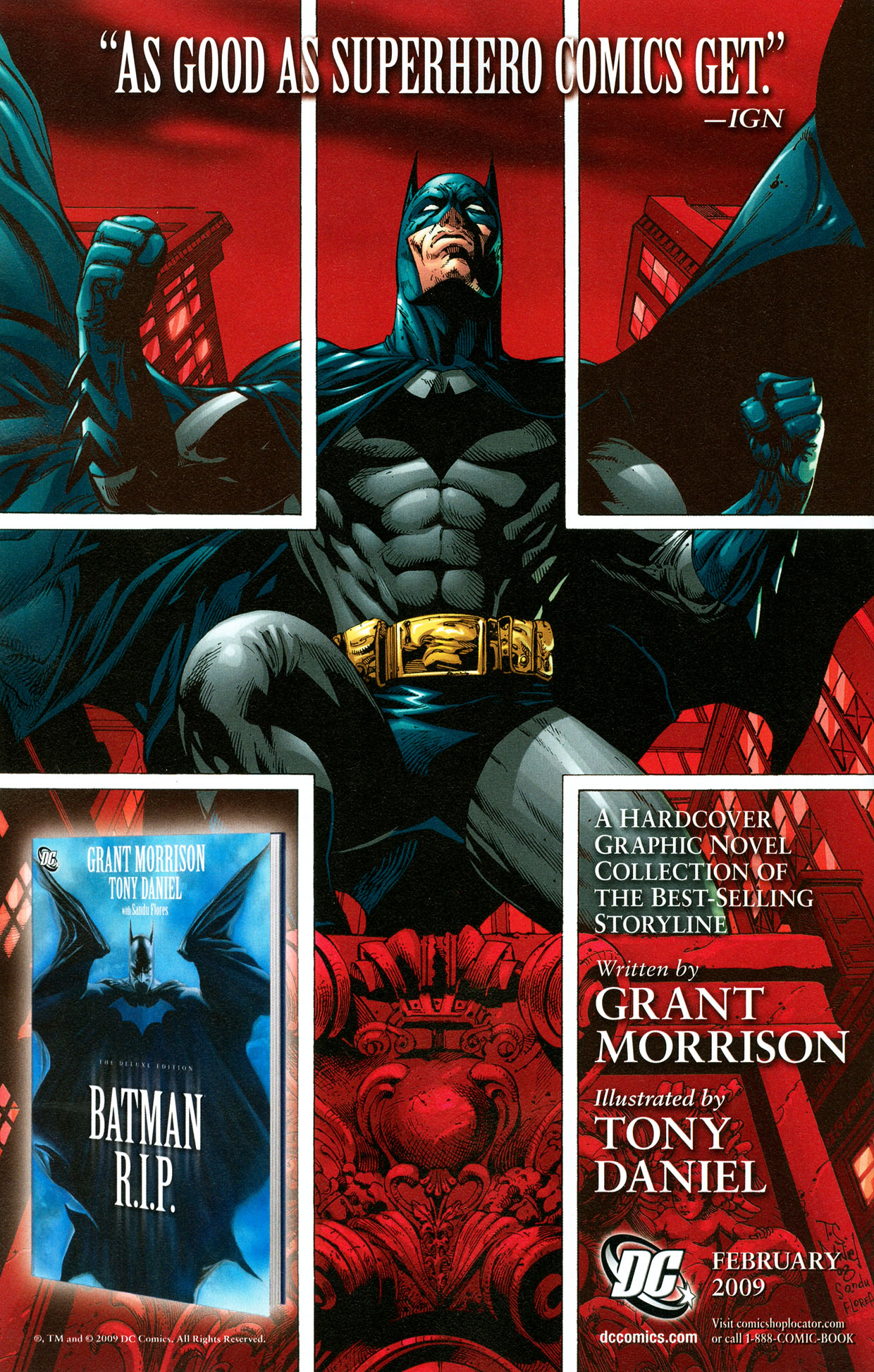 Read online Trinity (2008) comic -  Issue #33 - 27