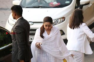Actress Aishwarya Rai Father Prayer Meet Set 1  0023.JPG
