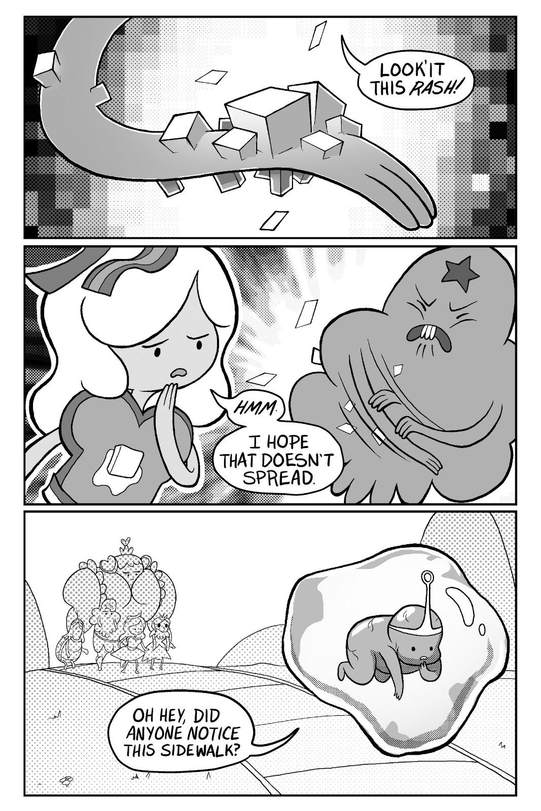 Read online Adventure Time: Pixel Princesses comic -  Issue # Full - 62