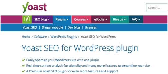 Top Best Free WordPress SEO Plugins