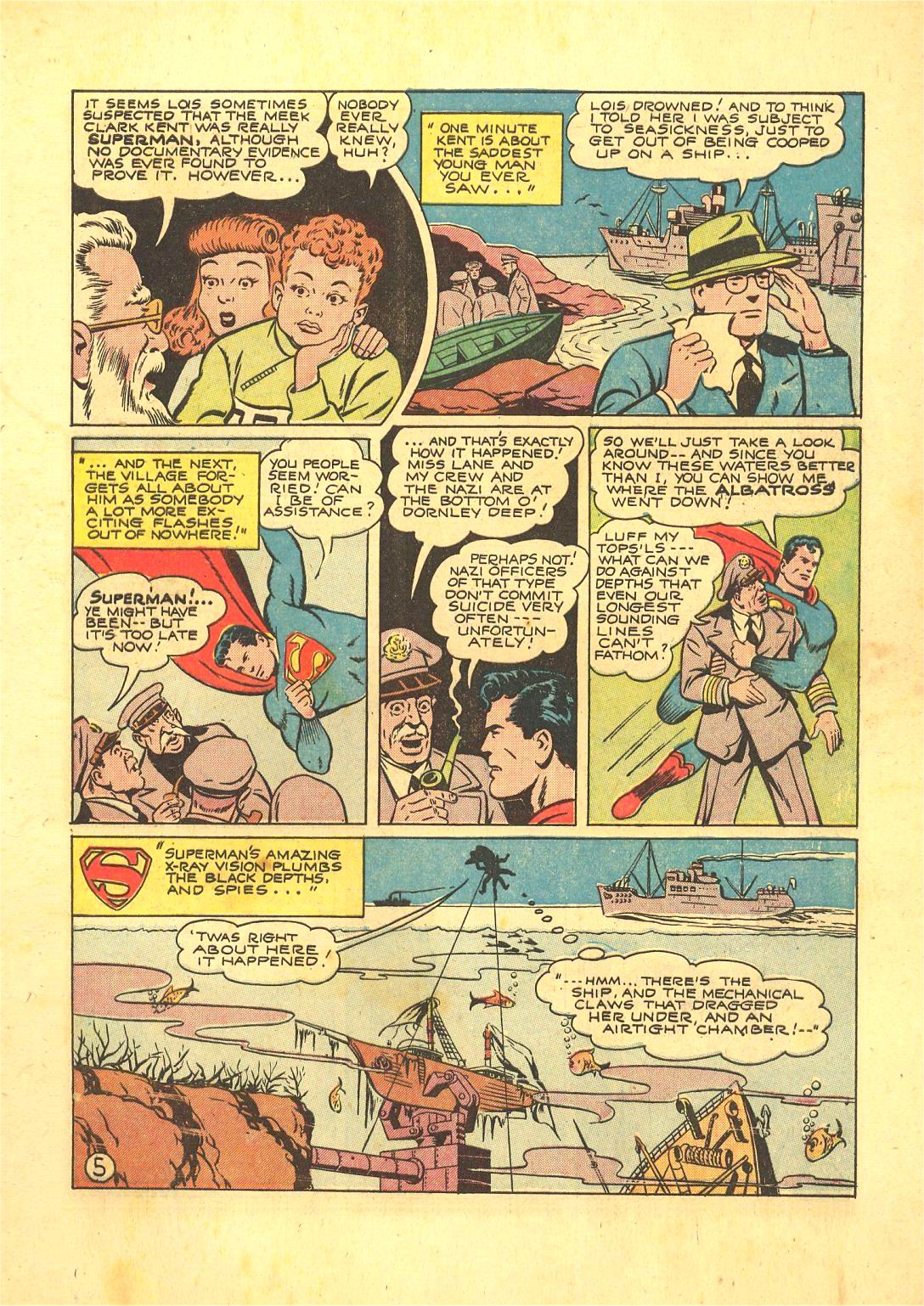 Action Comics (1938) 62 Page 5