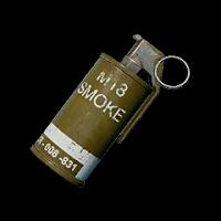 Smoke Grenade (Sis Bombası)