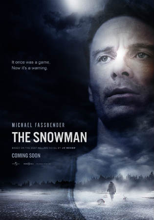 The Snowman 2017 HC WEBRip 350MB English 480p Watch Online Full Movie Download bolly4u