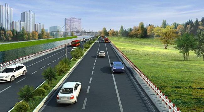 huyện Mê Linh sắp xây dựng tuyến đương từ Võ Văn Kiệt đến đường vành đai IV