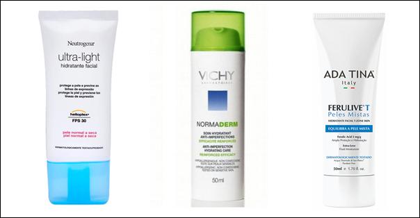 Os melhores produtos para pele ressecada