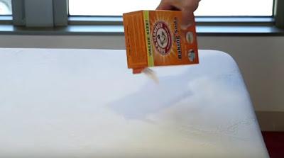 3 ขั้นตอนทำความสะอาดฟูกอย่างง่ายๆ แต่สะอาด - Simple Steps To Clean Mattress
