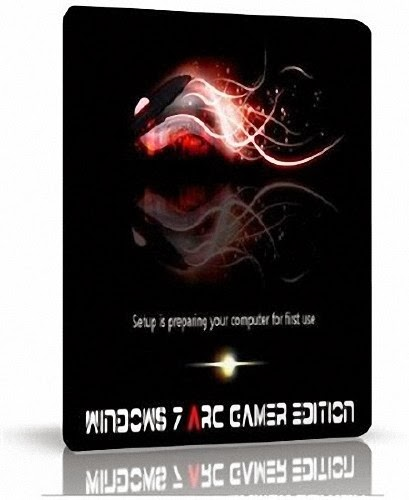 Windows 7 Gamer Edition Single Link ISO